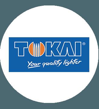 TOKAI Feuerzeug bedrucken | OPPERMANN Werbemittel