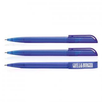 Werbetipp: 600 Schreiber blau inkl. einfarbigem Werbedruck