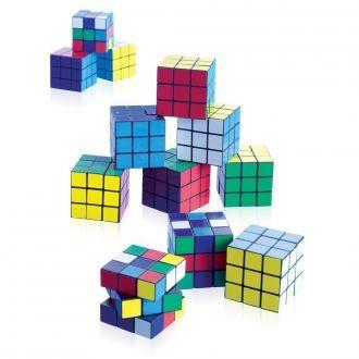 Puzzle-Würfel 12er-Set