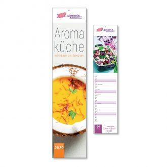 Streifenkalender Aromaküche
