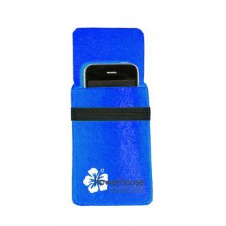 Werbetipp Filz-Handytasche Pure blau 125 Stück