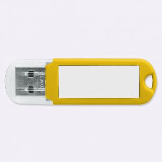 USB Stick Spectra 16 GB gelb