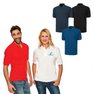 Premium Poloshirt - Fruit of the Loom - Farbig