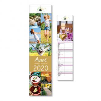 Streifenkalender Auszeit