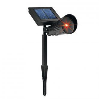 EASYMAXX Solar-Laserstrahler für sensationelle Lichtefekte