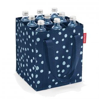 Reisenthel Bottlebag spots navy