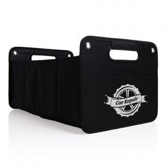 Kofferraumfaltbox schwarz