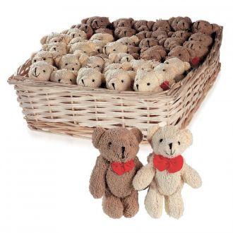 Bären im Korb 30 Stück