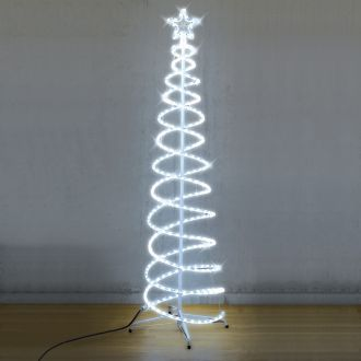 LED Spiral Baum