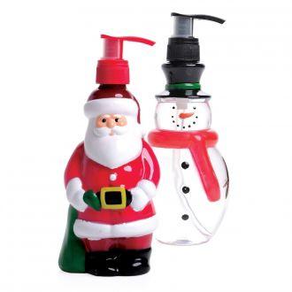 Weihnachtsset Handwash je 300mlWeihnachtsmann/Schneemann