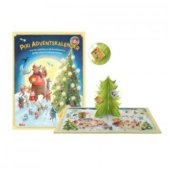 Pixi aufklappbarer Advents- Kalender 2018  Weihnachtsbaum
