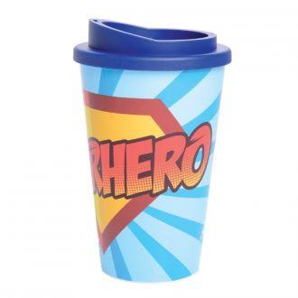 Coffee to go Becher 350ml. incl.Rundumdruck