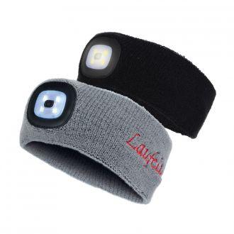 Stirnband mit LED Unisex
