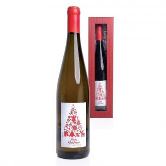 Weihnachts-Wein im Geschenk Karton