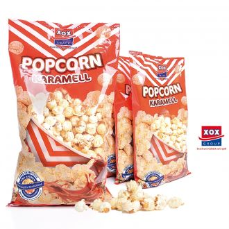 XOX Popcorn Karamell 200g Beutel 10er Set
