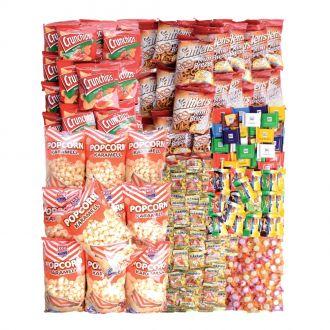 Süßwaren Set Marken