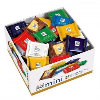 Mini Ritter-Sport-Quadrate Set /84 Stück