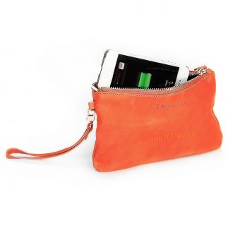 "Handbag Butler orange mit Ladefunktion ""Mighty Purse"""