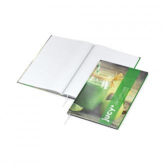 Memo Book Digital A4 Einband Cover-Star gloss