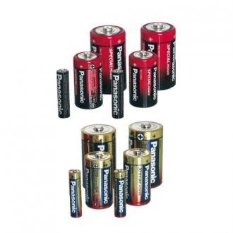 Batterien Alkaline Mono 2 St. Panasonic